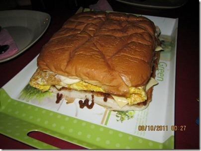 roundabout burger