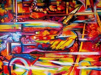 velocity jacky murtaugh british artist