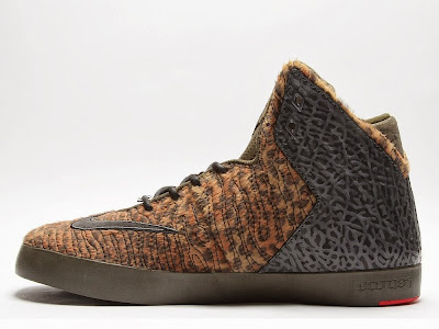 nike lebron 11 nsw sportswear lifestyle dark loden 1 04 Nike LeBron XI NSW Lifestyle Beast Available Now in Europe