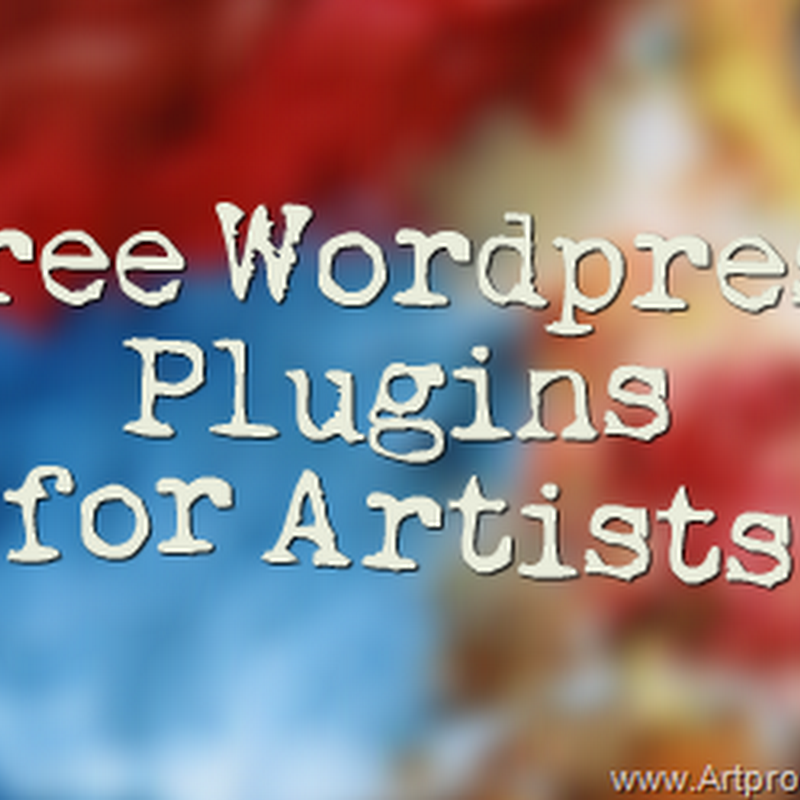 8 of the Best Free Wordpress Plugins for Artists