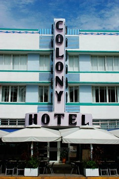 Art-Deco-Miami---Colony-Hotel