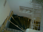 Umbau Kellertreppe