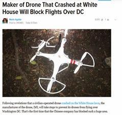 White House Drone