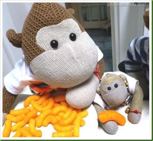 Cheetos v Wotsits