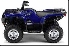 Yamaha YFM 550 Grizzly
