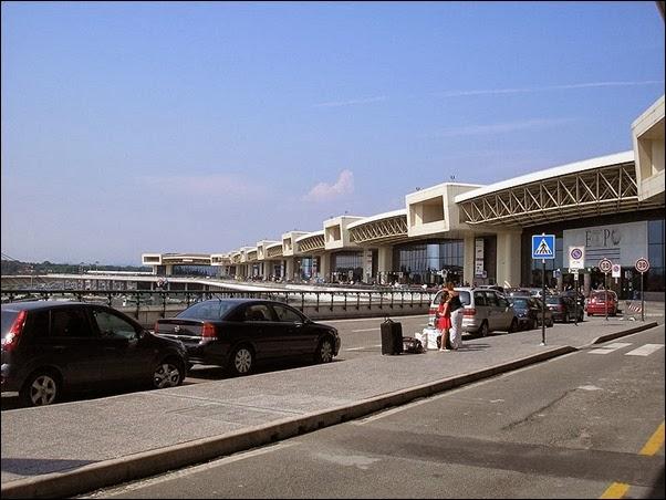 مطار ميلانو