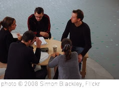 'Difficult meeting' photo (c) 2008, Simon Blackley - license: http://creativecommons.org/licenses/by-nd/2.0/