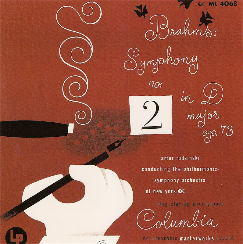 Artur Rodzinski – Brahms; Symphony No. 2 in D Major Opus 73 (1948).jpg
