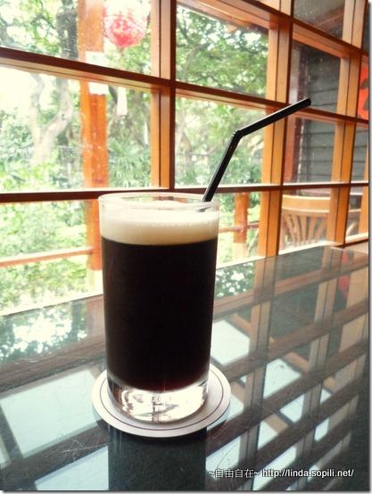 市長官邸餐廳-冰咖啡