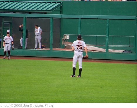 'Barry Zito' photo (c) 2009, Jon Dawson - license: http://creativecommons.org/licenses/by-nd/2.0/