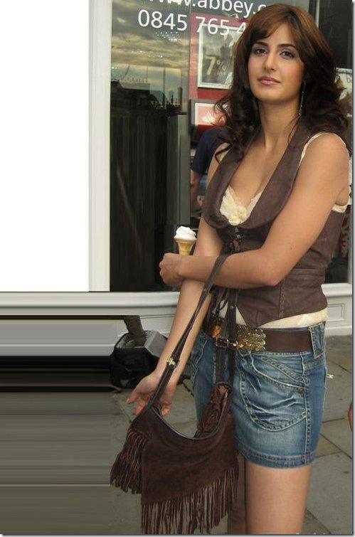 Katrina Kaif Short Jeans