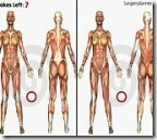 Jogos de médico ~ Diferenças corporais