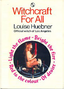 Cover of Louise Huebner's Book Witchcraft For All