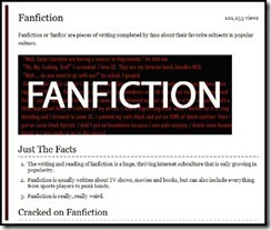 Cracked-Fanfiction-story