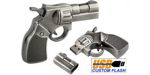 49. Pistola USB