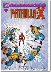 P00002 - Biblioteca Marvel - Patrulla-X #2
