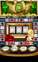 Screenshot of Lucky 7 Slot Machine HD
