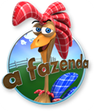 A FAZENDA -  Logo