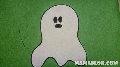 fantasmas de papel