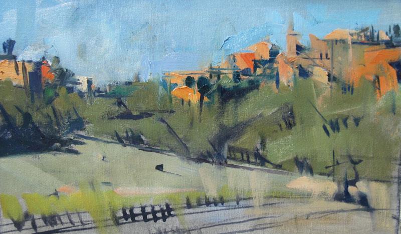 Roussillon field11x18 w