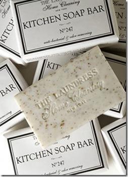 The Laundress soap bar
