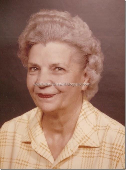 Clara Fitzgerald
