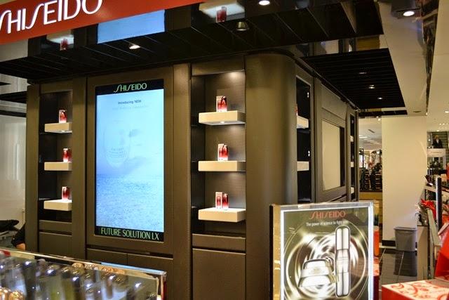 Shiseido Facial Massage VIP Treatment Review (7)
