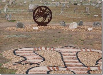 Pintia, necrópolis de Las Ruedas