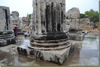 Didyma Massive Pillar