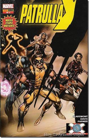 2011-09-22 - Patrulla X vol3 (#1 al #6)