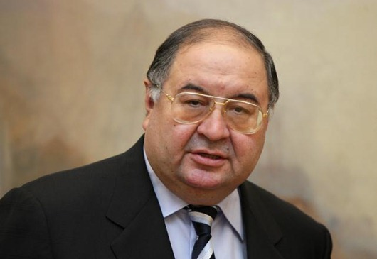 Alisher-Usmanov