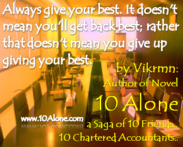 10 Alone quote by Vikrmn Give your best.png