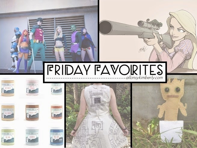 Friday Favorites No. 77 | allonsykimberly.com