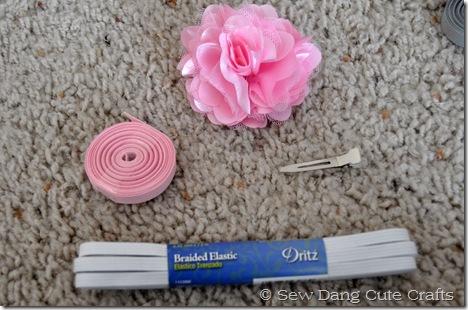 Elastic-headband-supplies