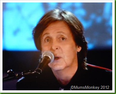 London 2012 Paul McCartney