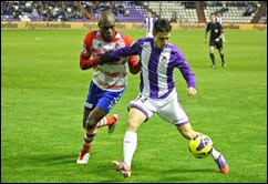 Valladolid vs Granada
