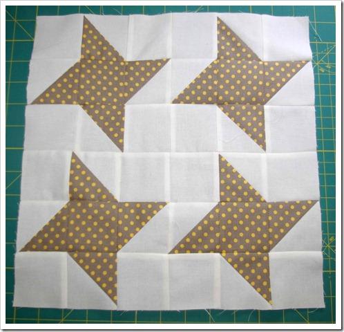 Star Sampler Quilt Along