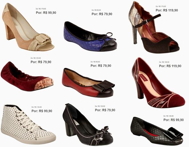 shoestock liquidacao sapatos femininos 2012