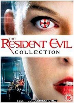 510a7ce4728f0 Quintologia Resident Evil Dublado H264 + AVI Dual Audio DVDRip