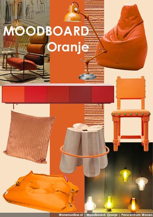 moodboard-oranje