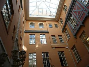 Рижский дворик