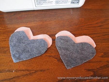 #Valentine'sDayHeartPockets