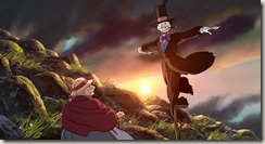 Howls Moving Castle Turnip the Scarecrow