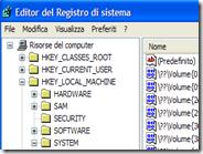 Come cercare chiavi di un programma nel registro di sistema di Windows per eliminarle