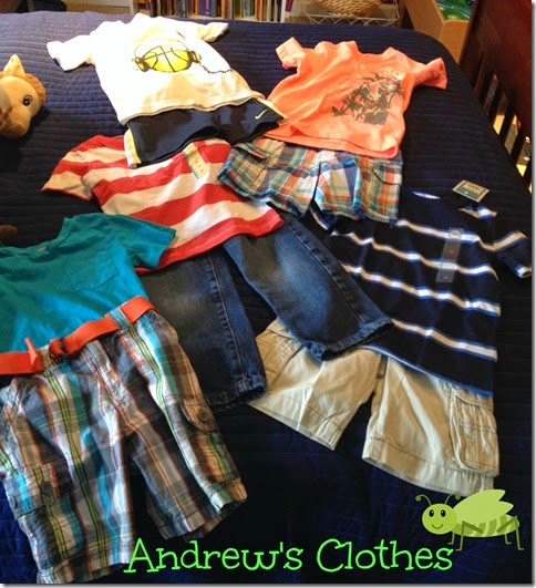 Andrews clothes
