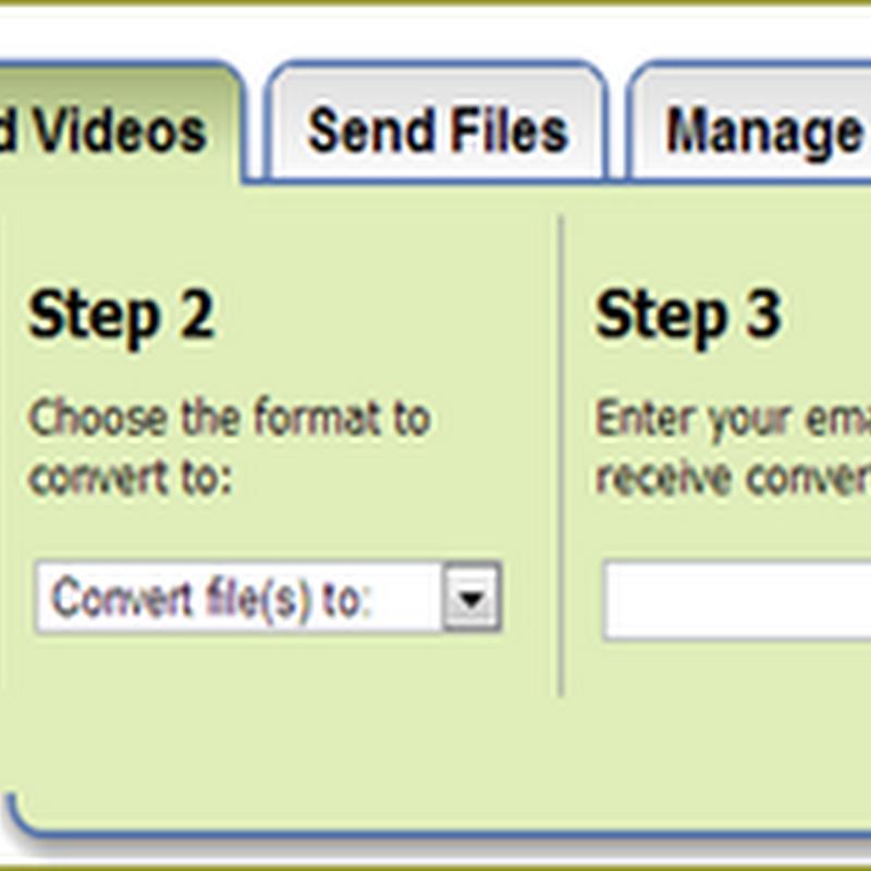เวบไซต์ให้ บริการ Download และแปลงไฟล์ (Convert Video ) จาก Youtube ฟรี ๆ