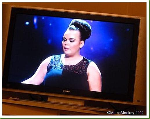 Amy Mottram X Factor robbed