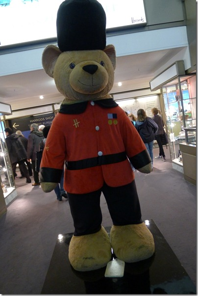 Harrod guardman bear