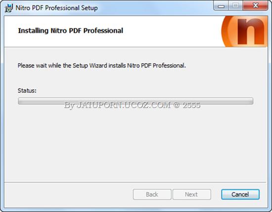 Nitro PDF Professional 6