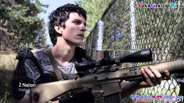Xem Phim Cuộc Chiến Zombie 2 - Z Nation Season 2 - phimtm.com - Ảnh 4